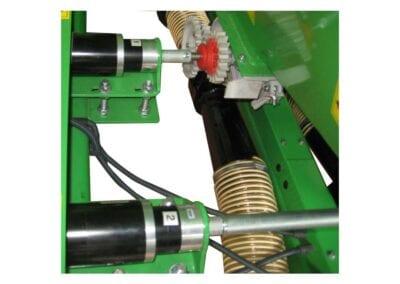 Control de siembra SNC 6000 COMB tractor con ISOBUS