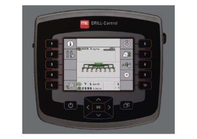 Control de siembra para modelo SDN