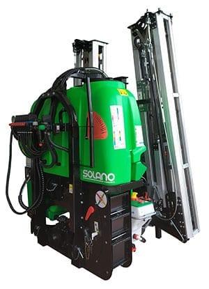 ELEGANT 1200L mounted sprayer