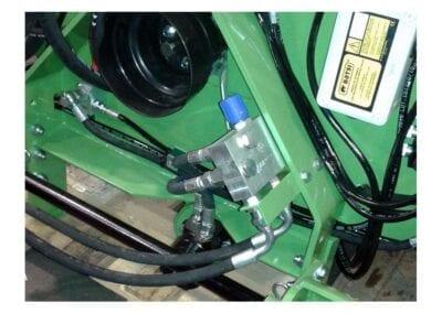 Kit regulador caudal descarga sinfín RT65