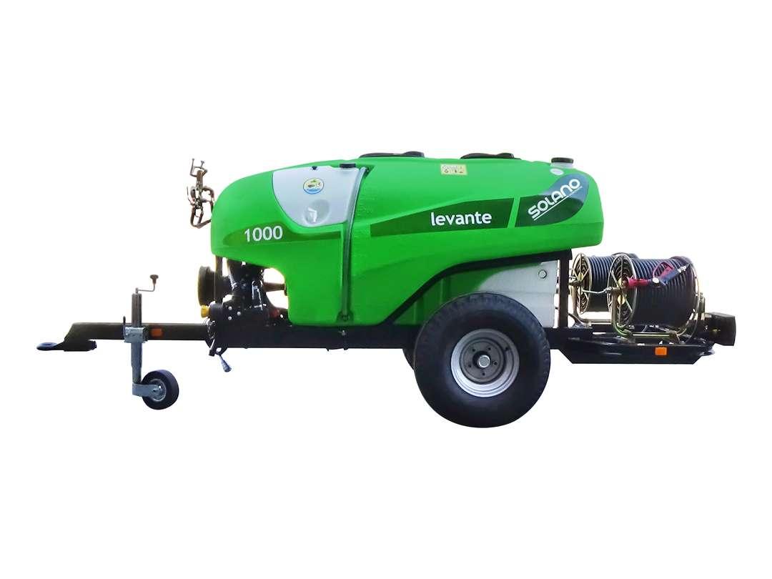 Pulverizador arrastrado a tractor LV Levante