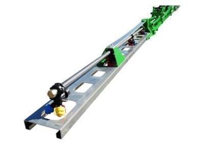 Puntera de aluminio estabilizador barra SH