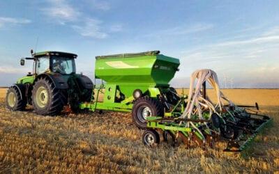 Semoir direct SOLANO HORIZONTE ; la dernière technologie au service de l'agriculteur