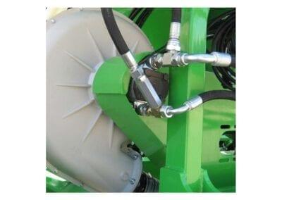 Transmisión hidráulica aceite tractor