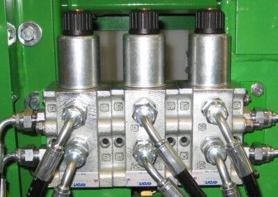 Controlador de 4 funciones de doble efecto