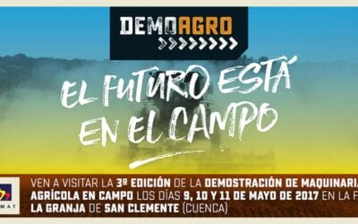 Solano Horizonte sera en DEMOAGRO 2017
