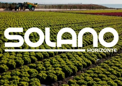 Maquinaria agricola Solano Horizonte - Murcia