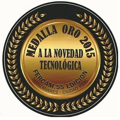 Solano Horizonte obtenu la médaille d'or à la nouveauté technologique 2015